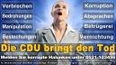 Bundestagswahl 2017 CDU SPD AfD NPD Piratenpartei Umfragen Prognosen Termin Datum Stimmzettel Ergebnis Gewinner Verlierer Angela Merkel Frauke Petry